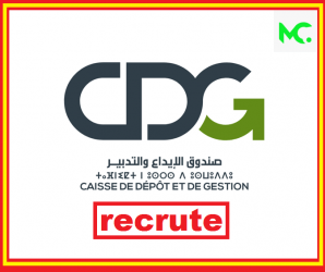 CDG recrute Auditeur Interne Junior